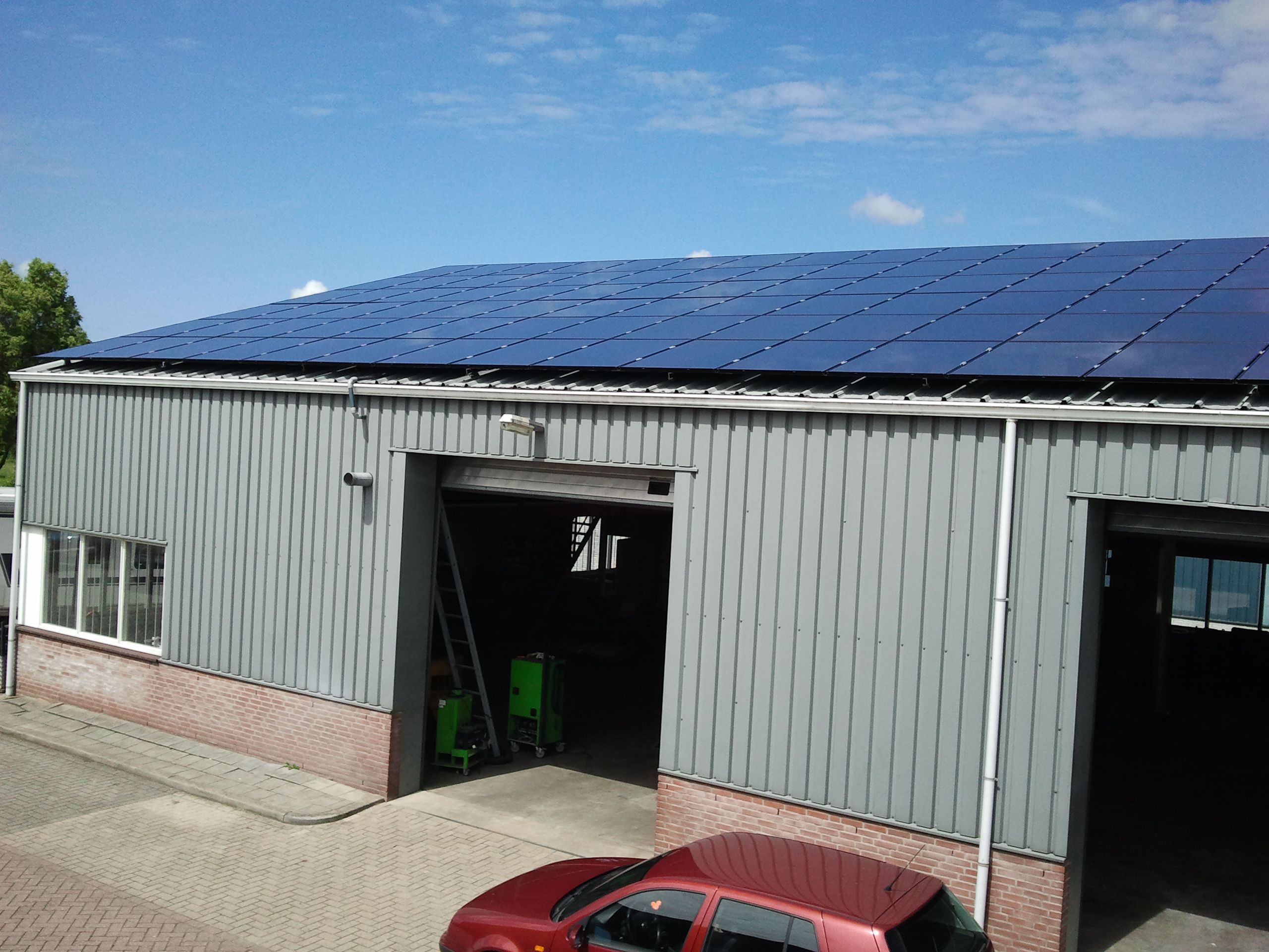 Commercial Solar Holland