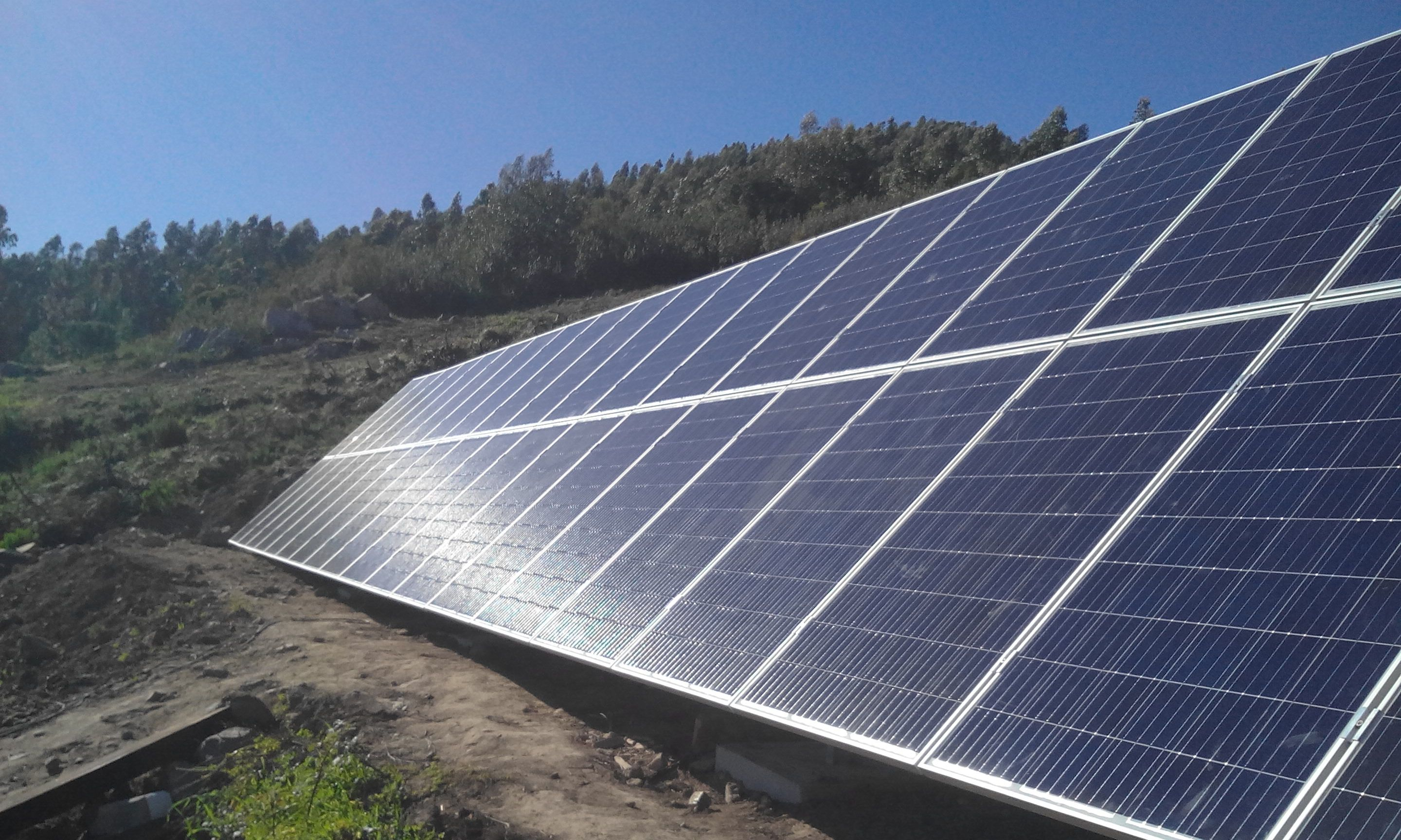 Off Grid Solar System Algarve