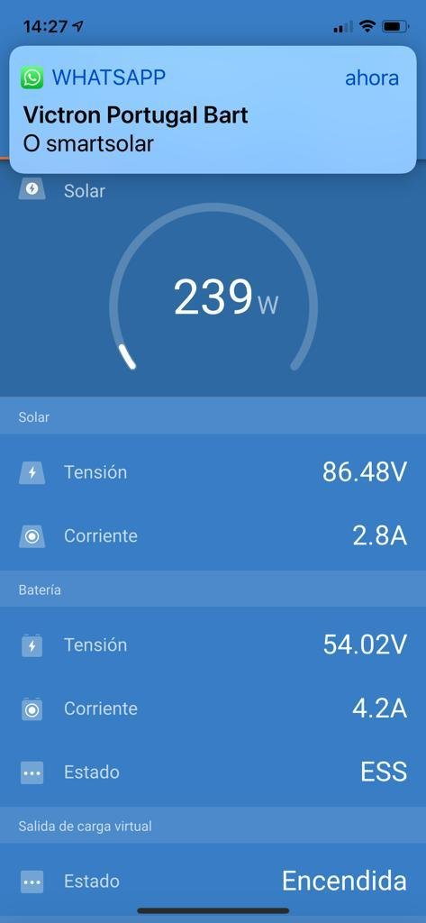 Victron Energy Smart Solar