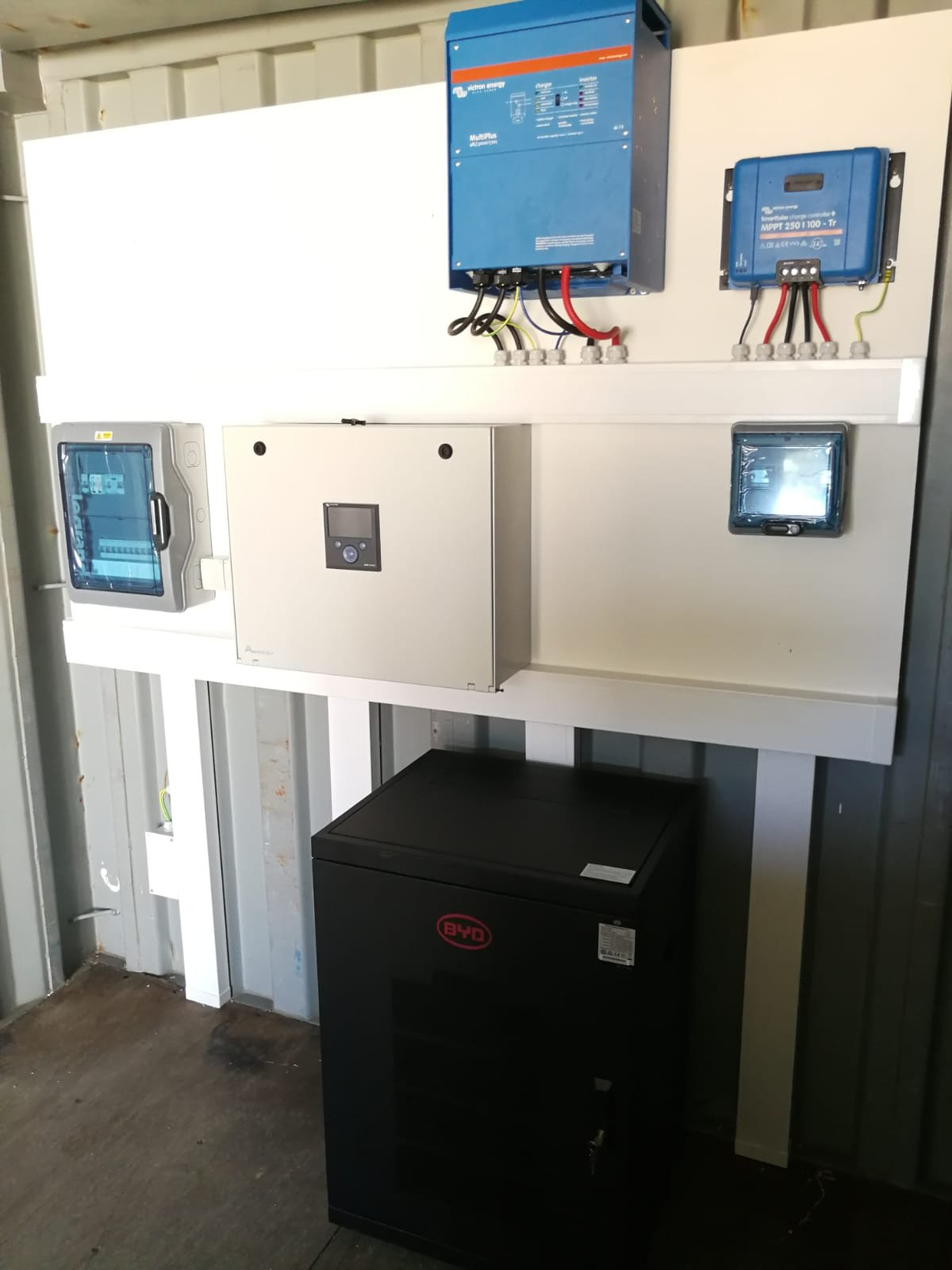 Lithium Battery Off grid Solar
