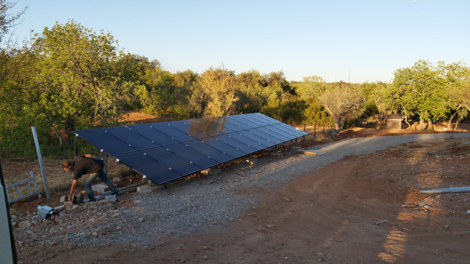 Grid Connected Solar Algarve